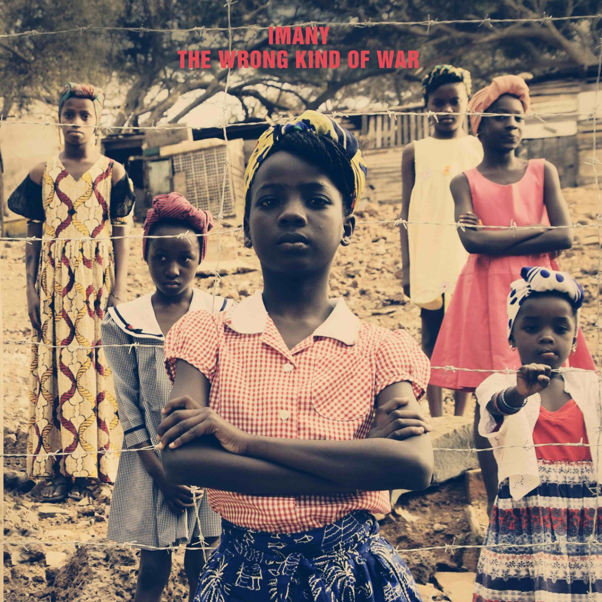 Imany, The Wrong Kind of War