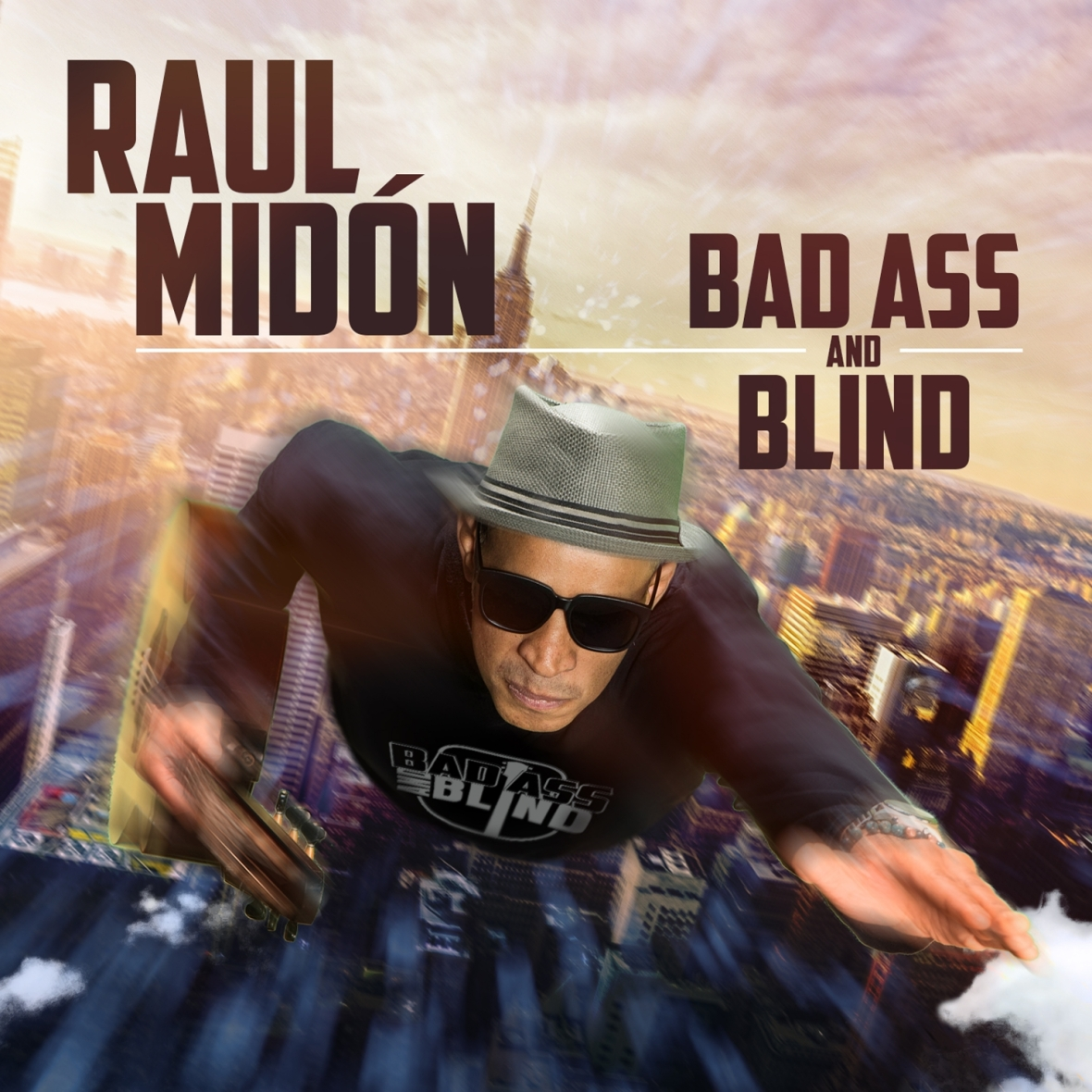 Raul Midon : Bad Ass and Blind