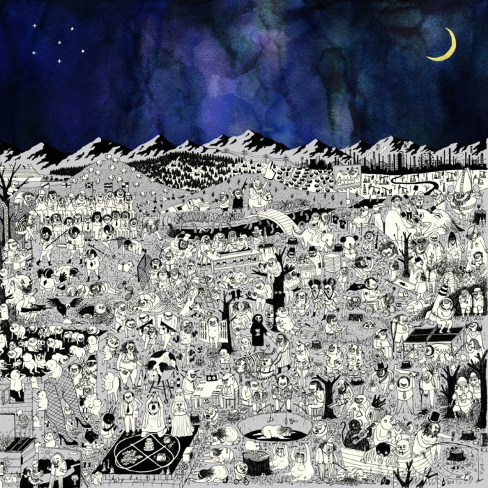 Father John Misty, Pure Comedy