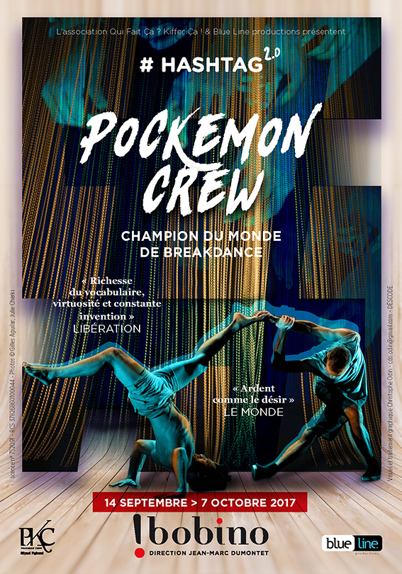 Pockemon Crew, Hashtag 2.0