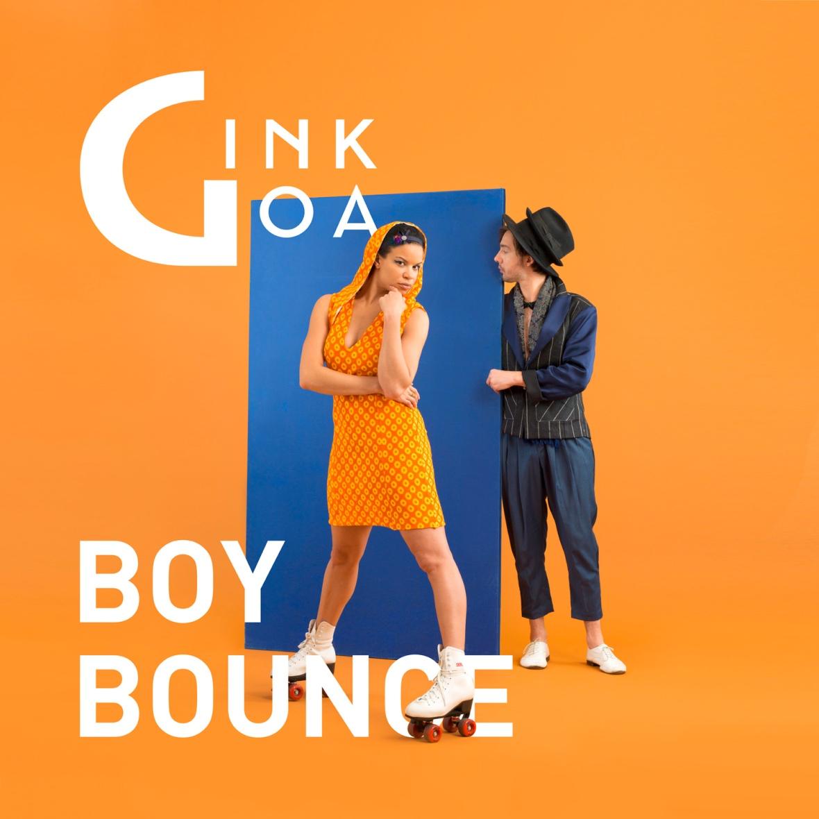 Ginkgoa - Boy Bounce (Official Video)