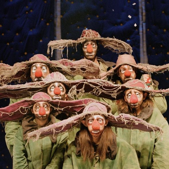 Slava's Snowshow au 13ème art pour les fêtes