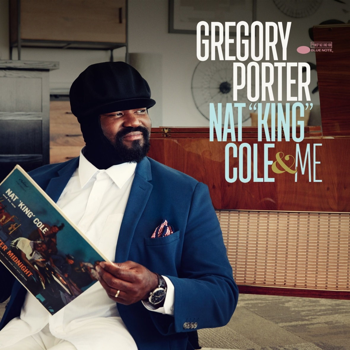"Gregory Porter : Nat ""King"" Cole and Me"
