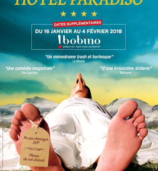 Familie Flöz à Bobino : Hotel Paradiso