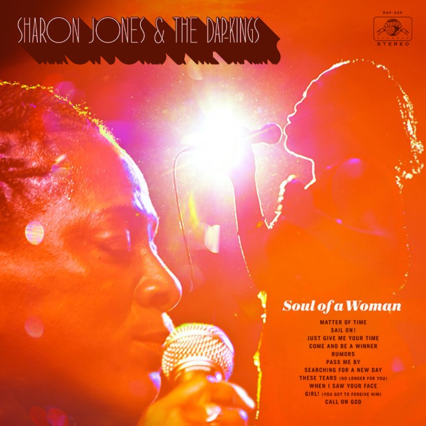 "Sharon Jones & The Dap-Kings – ""Matter Of Time"