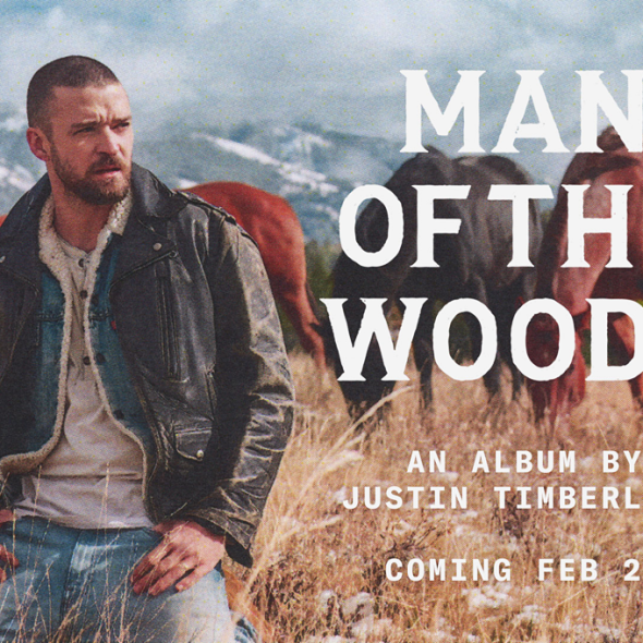 Justin Timberlake, Man of the Woods