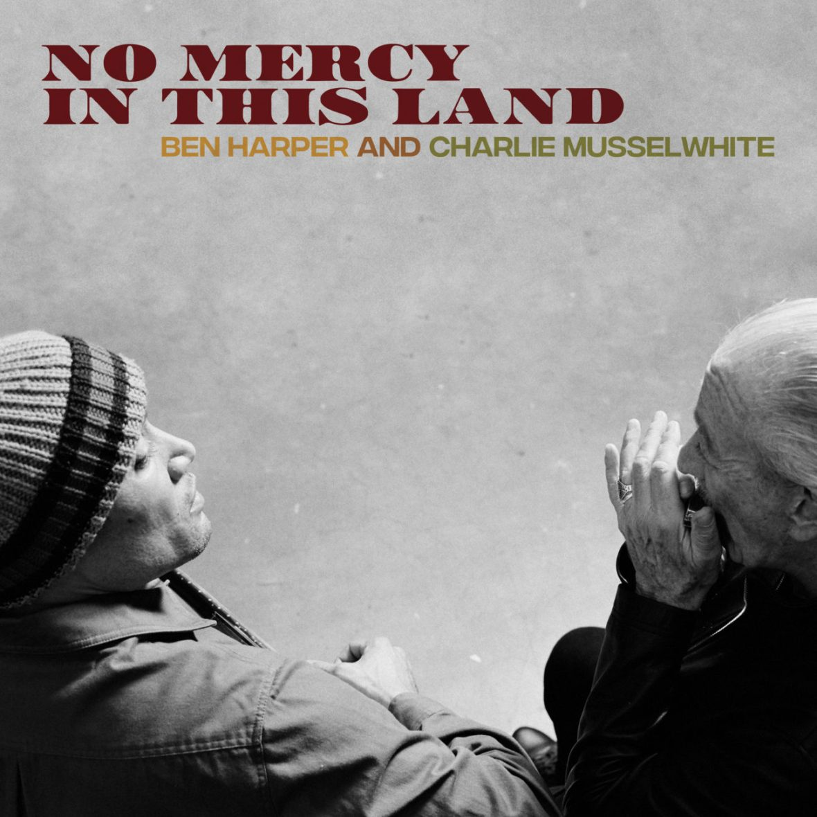 Ben Harper & Charlie Musselwhite - No Mercy In This Land