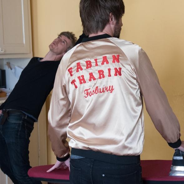 Fabian Tharin - Fosbury - N'y pense plus