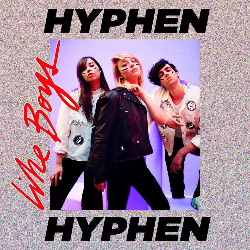 Hyphen Hyphen - Like Boys