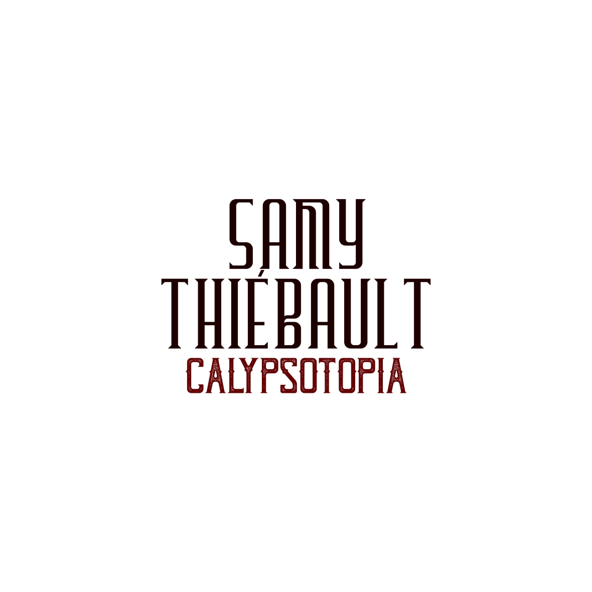 Samy Thiebault - Calypsotopia