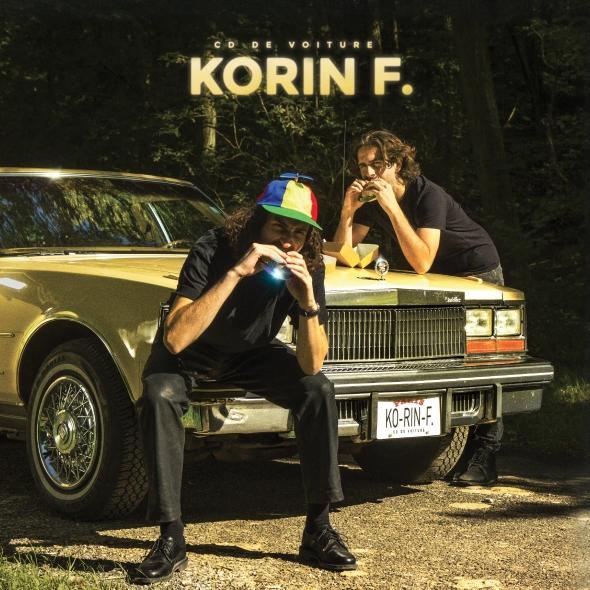 Korin F. – CD De Voiture