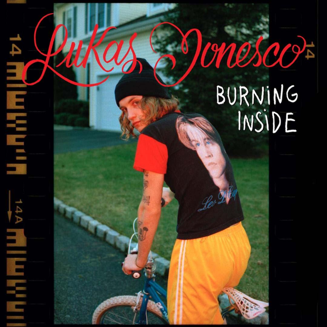 LUKAS IONESCO - BURNING INSIDE