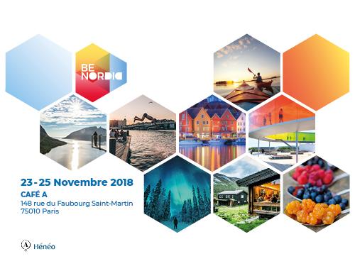 Be Nordic au Café A : 23/24/25 novembre