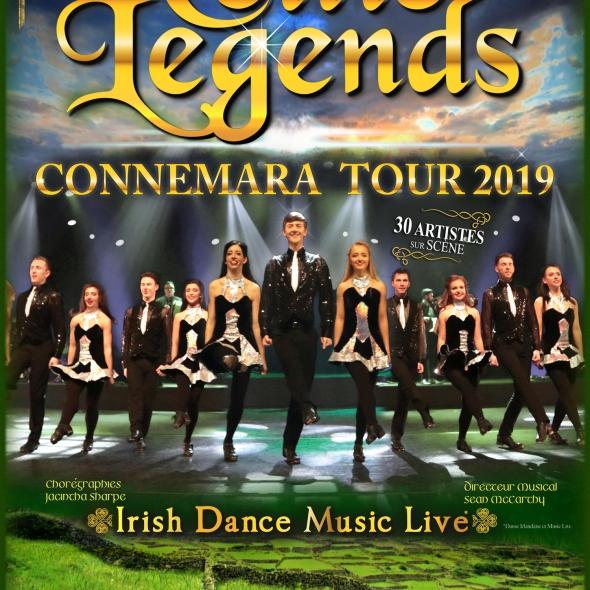 CELTIC LEGENDS - Connemara Tour 2019