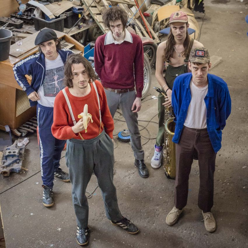 Fat White Family feat Baxter Dury - Tastes Good With The Money