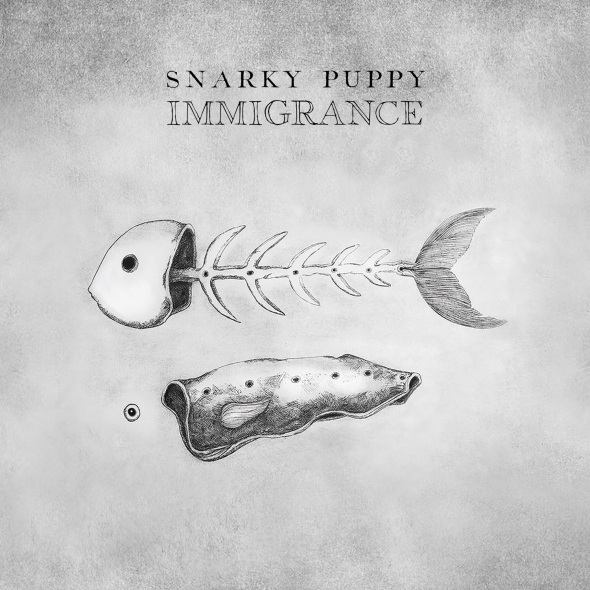 Snarky Puppy - Immigrance