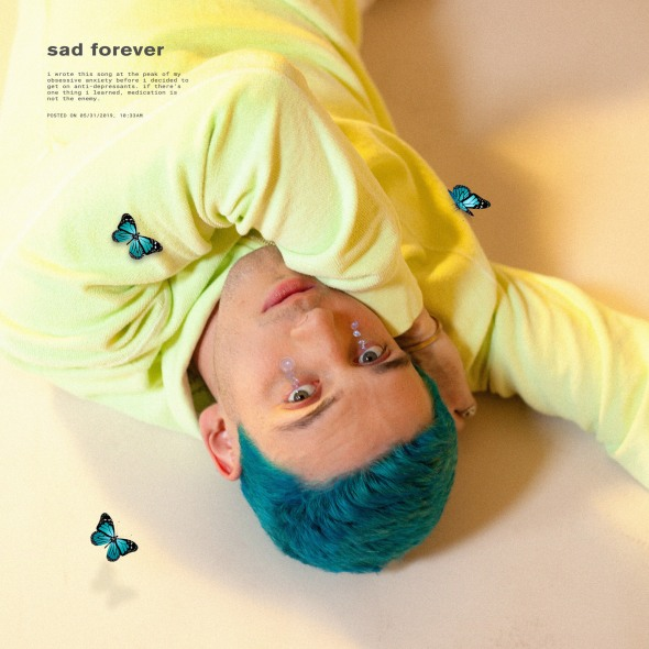 Lauv - Sad Forever [Official Video]