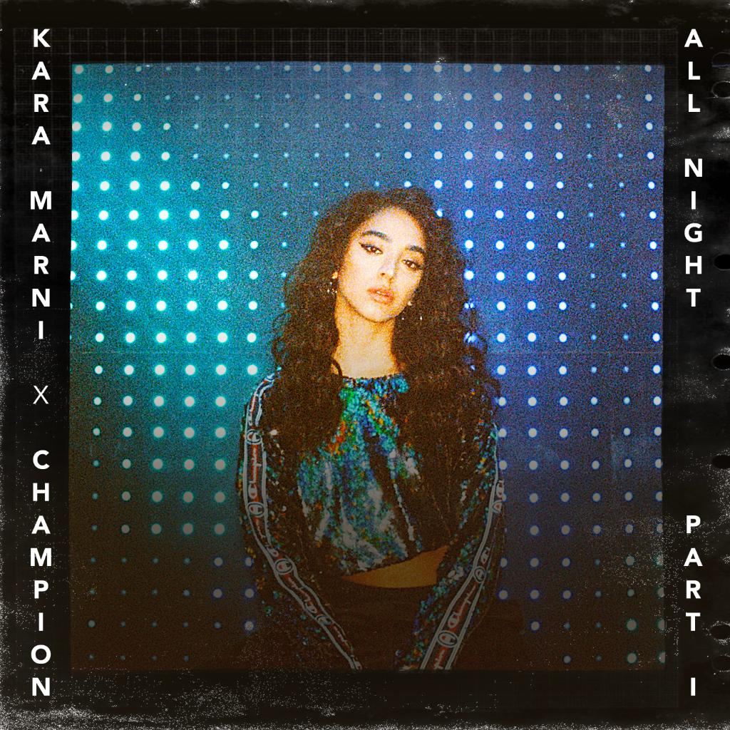 Kara Marni x Champion - All Night, Pt .1