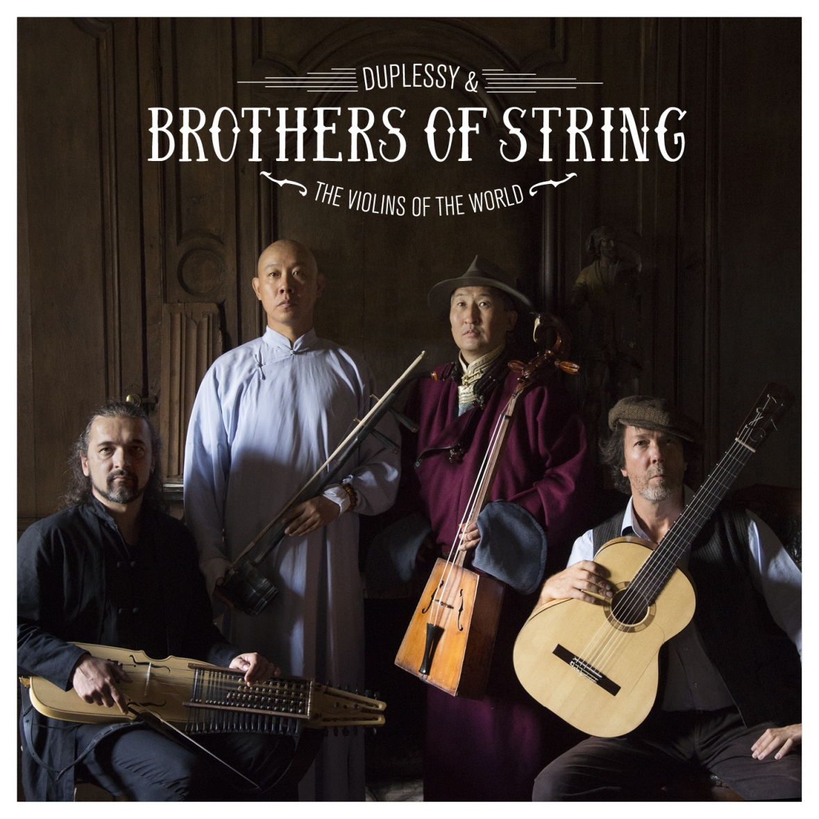 Duplessy & the Violins of the World : Brothers of String