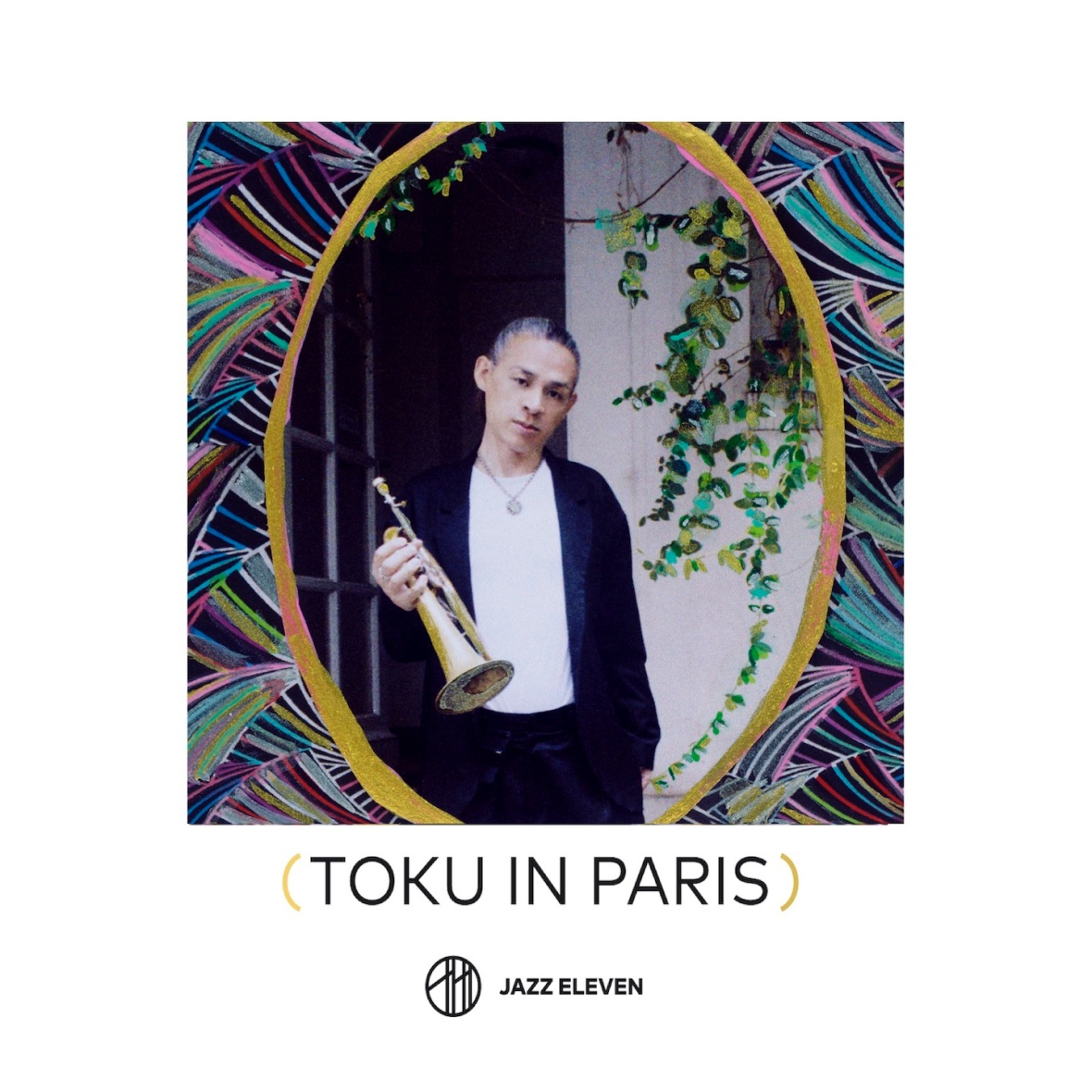 Toku In Paris, l'album de Toku chez Jazz Eleven
