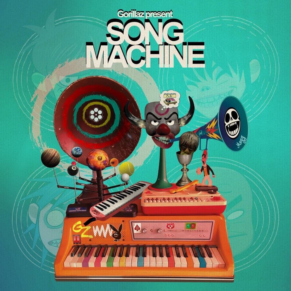 Gorillaz - Song Machine