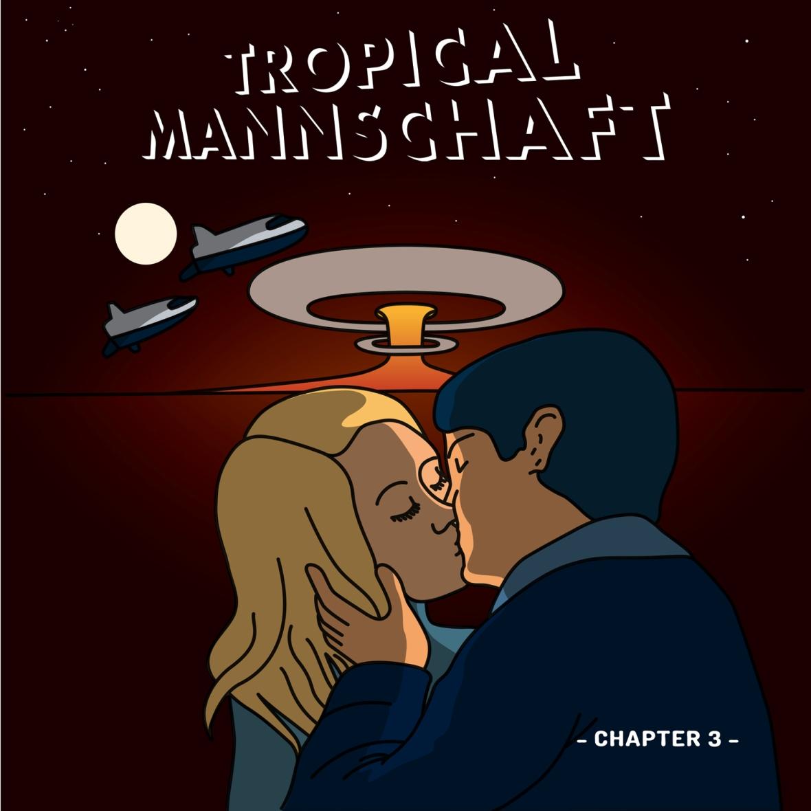 Tropical Mannschaft - What a Night (Official Version)