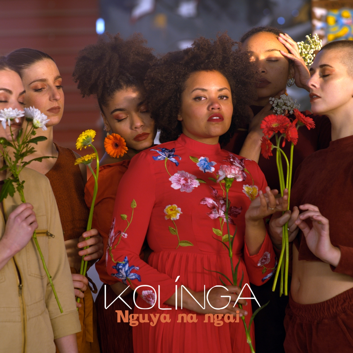 KOLINGA - Nguya na ngai (Official Music Video)