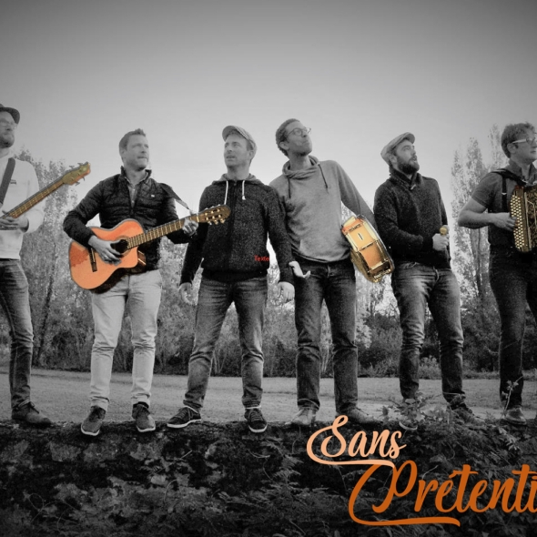"Sans Prétention Chante ""Sans Prétention"""