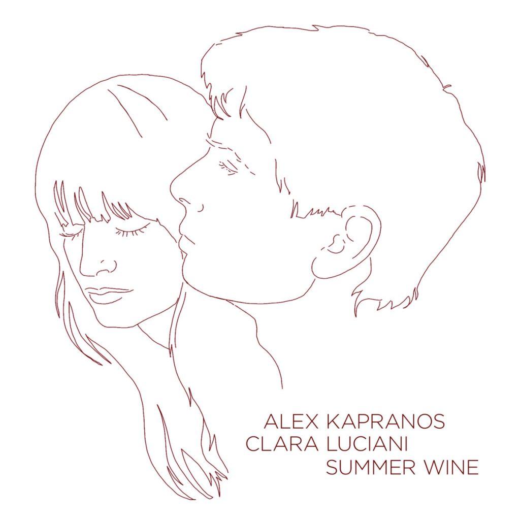 Alex Kapranos & Clara Luciani - Summer Wine (Official Video)