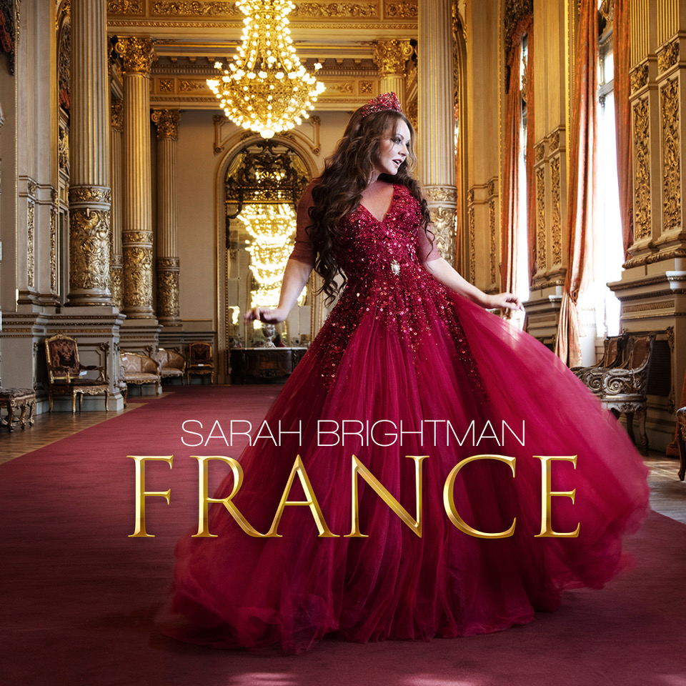 "Sarah Brightman et Florent Pagny : ""Just Show Me How to Love You"""