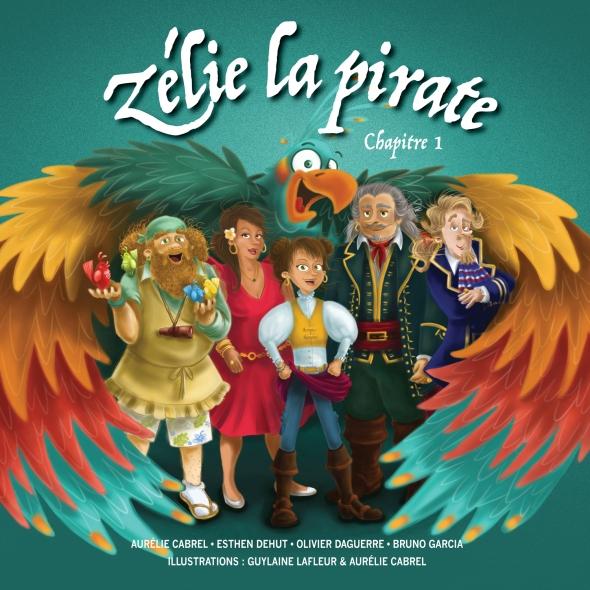Zélie La Pirate - Aurélie Cabrel