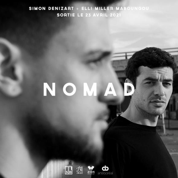 "Simon Denizart - ""Nomad"""