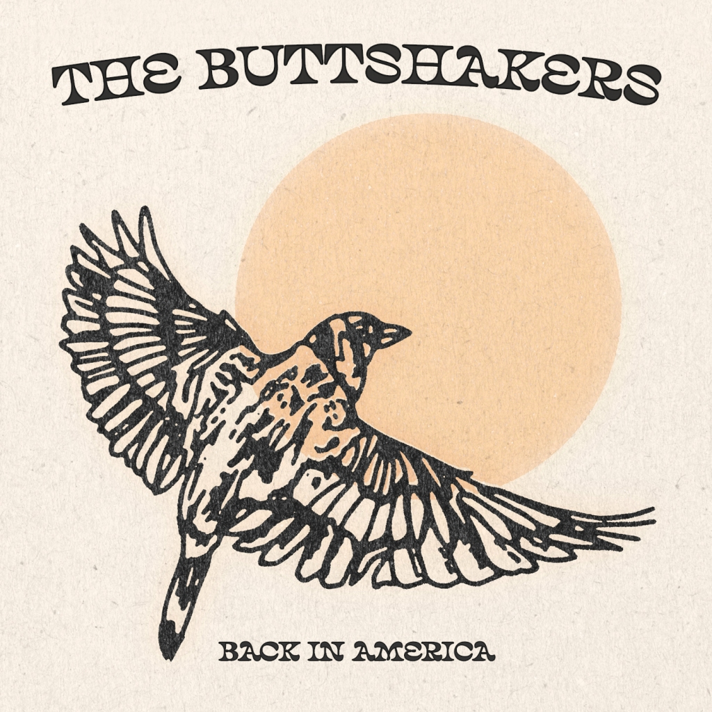 The Buttshakers - Back In America [Official Live Video]