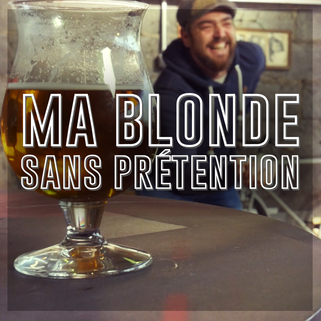 Sans Prétention - Ma Blonde (Clip Officiel)