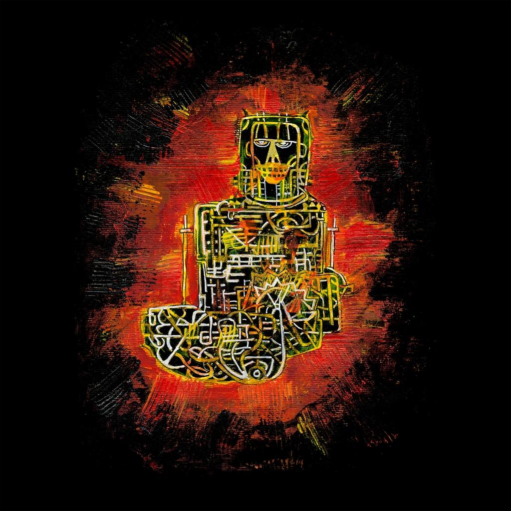 Ola Kvernberg : Steamdome II - The Hypogean