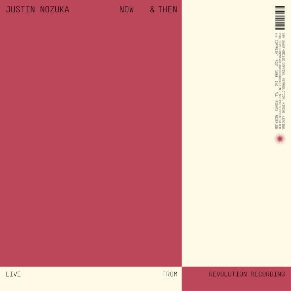 Justin Nozuka - Miami (Live at Revolution Recording)