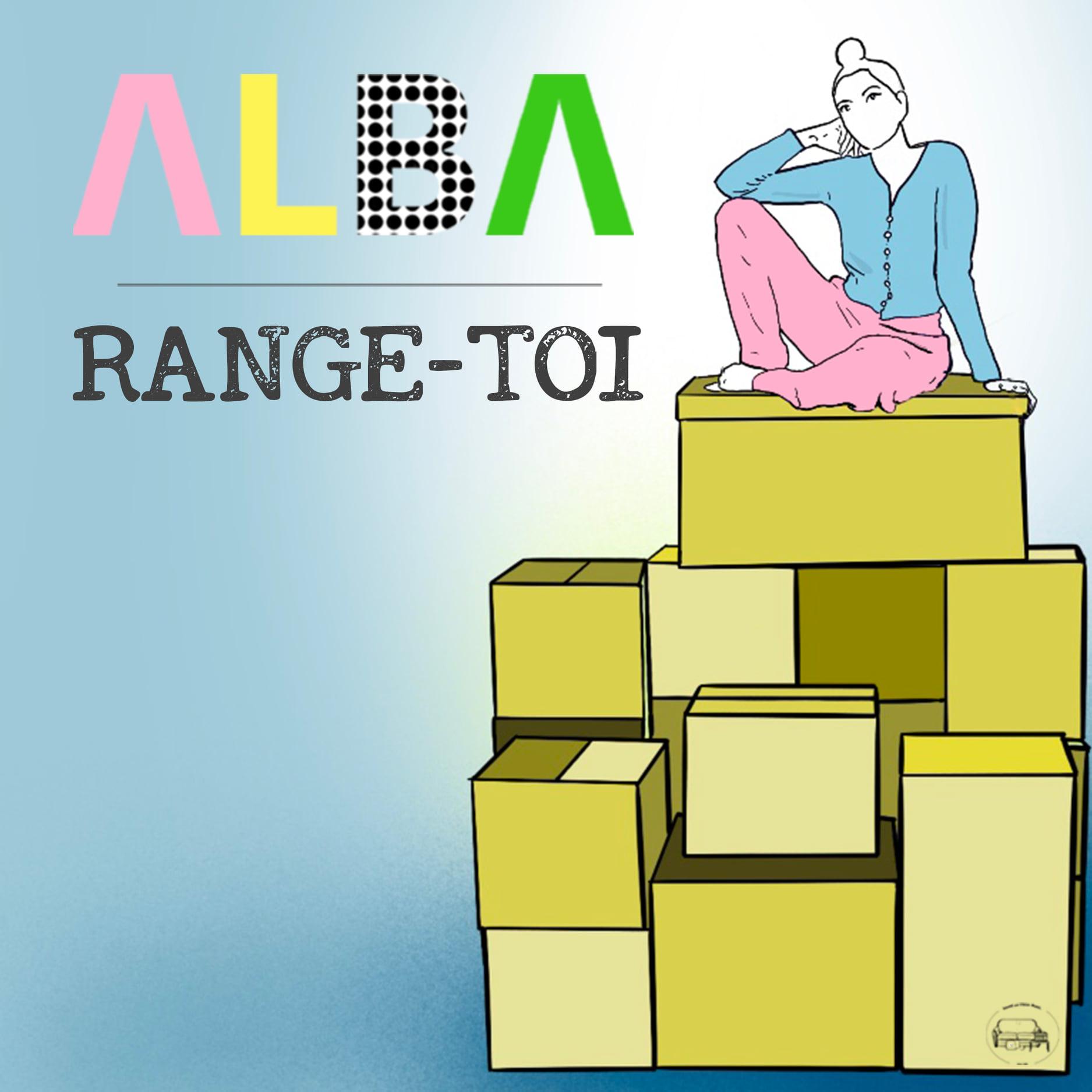 ALBA - Range-Toi (clip officiel)