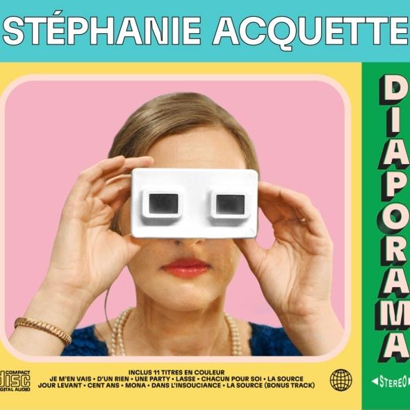 Stéphanie Acquette - D'un rien (clip officiel)