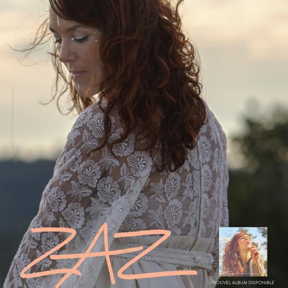 ZAZ, la tournée Organique Tour // Toutes les dates